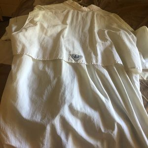 Men's work shirt gently used